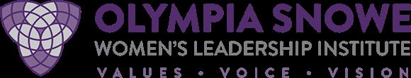 Olympia Snowe Women's Leadership Institute